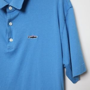 Patagonia Shirts - Patagonia | Organic Cotton Work Wear Polo L